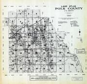 Index Map, Title Page, Polk County 1961